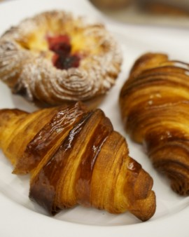 Handmade Croissants & Danish基礎班