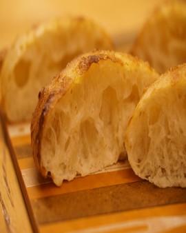 星野鹽麵包